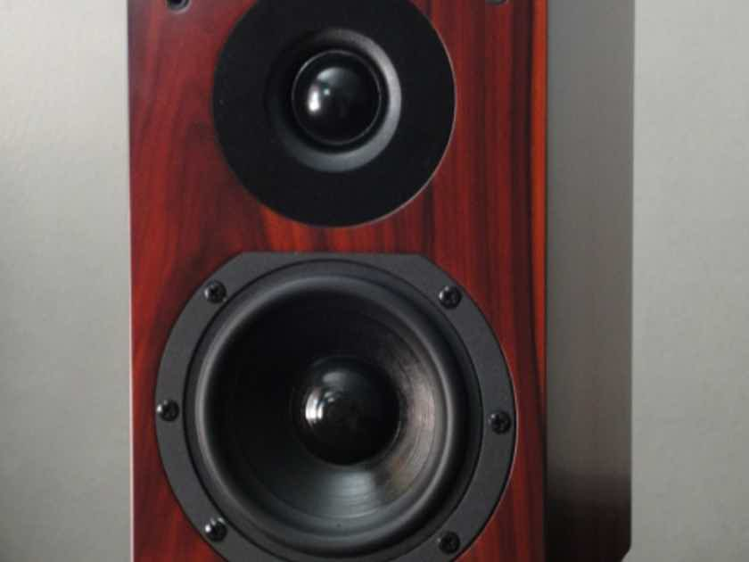 Silverline Audio Minuet Supreme Plus Superb Piano black Mini Monitors