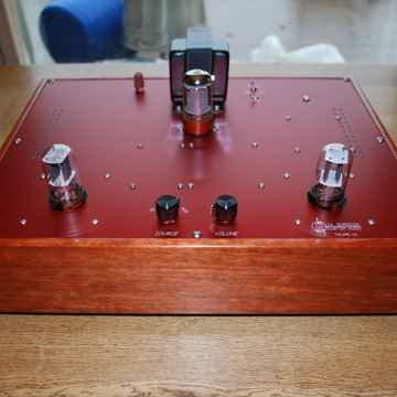 James Burgess Custom Preamp
