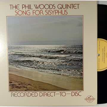 THE PHIL WOODS QUINTET SONG FOR SISYPHUS CENTURY CRDD-1050
