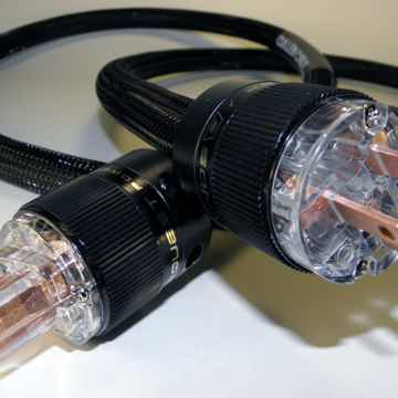 Red Copper Power Cable