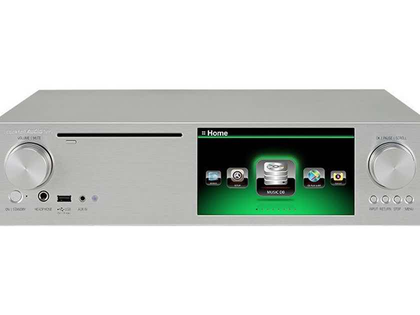 Cocktail Audio CA-X35 Stereo Integrated Amplifier / Streamer; (New / Warranty) (18954)