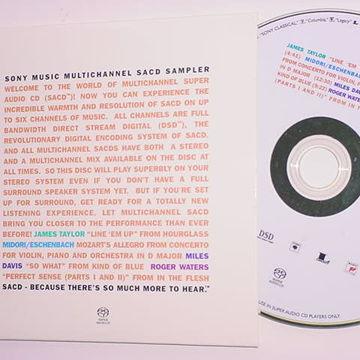Promo 2001 James Taylor Miles Davis