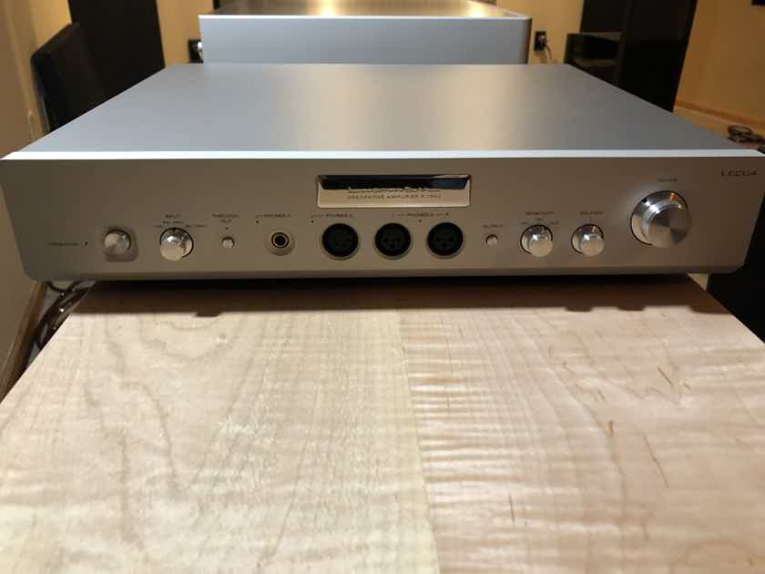 Luxman  P-750u Used 10 HRS Only