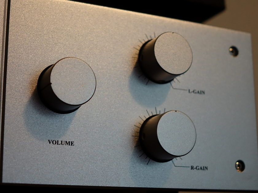 YS Audio Balanced A2 Plus Fully Balanced Tube Preamplifier