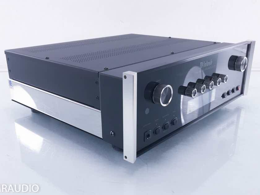McIntosh C48 Stereo Preamplifier; USB DAC; MM/MC Phono(11061)