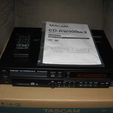 Tascam CD-RW900 MKII