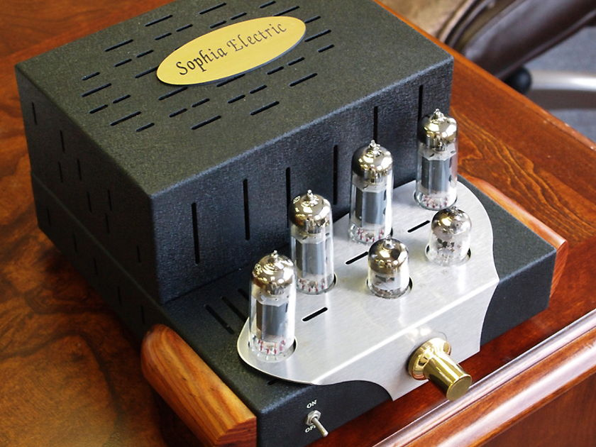 Sophia Electric Baby amplifier last unused unit