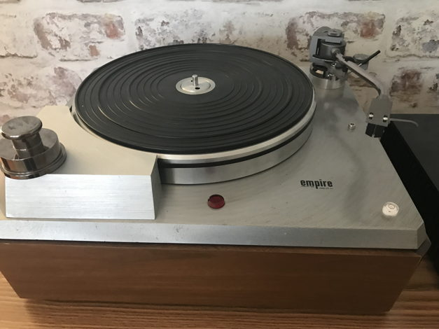Empire 398 turntable