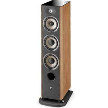 Focal Aria 926 Floor-standing speaker (Prime Walnut) - ...
