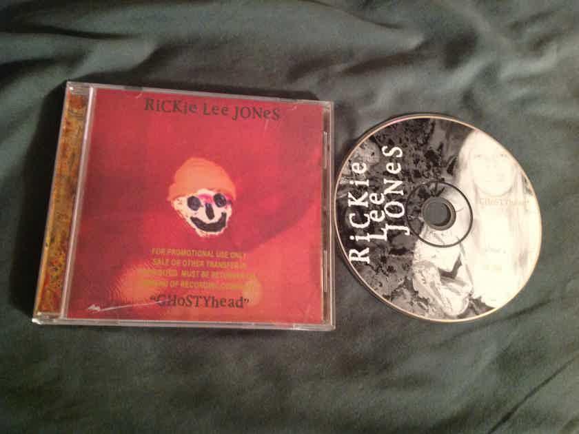 Rickie Lee Jones  Ghostyhead