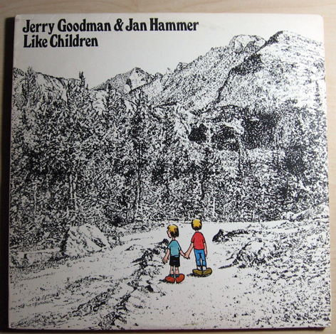 Jerry Goodman & Jan Hammer