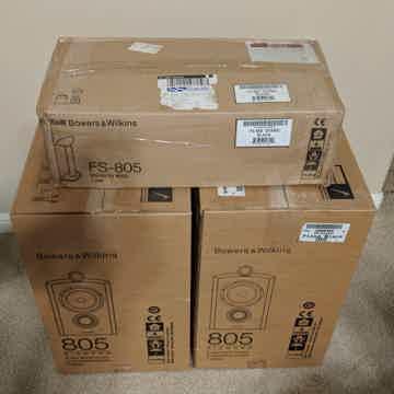 B&W (Bowers & Wilkins) 805D