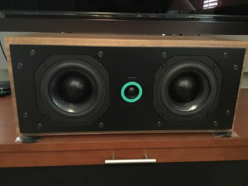 ATC C3CA Center Channel Home Theater Speaker - TRANSFERABLE WARRANTY!!