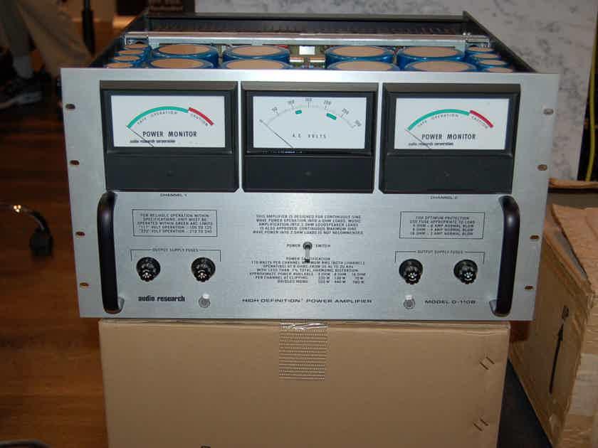 Audio Research D-110b