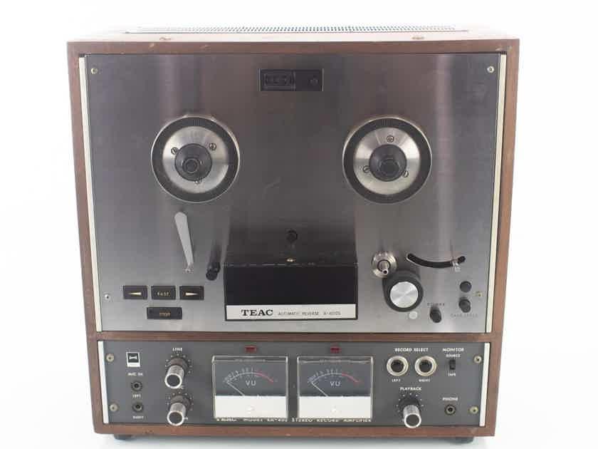 TEAC A-4020S Vintage Reel to Reel Tape Recorder (18778)