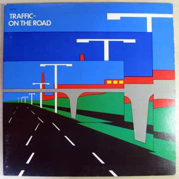 Traffic - On The Road - 1973 Island Records SMAS-9336