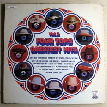 Four Tops - Four Tops Greatest Hits Vol. 2 - 1971 Promo...