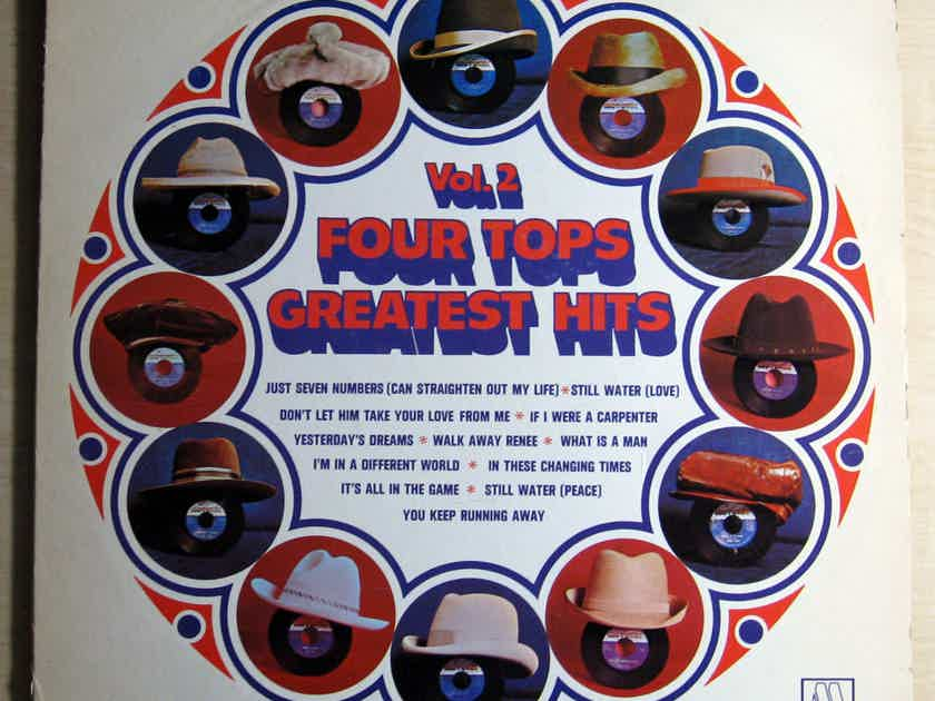 Four Tops - Four Tops Greatest Hits Vol. 2 - 1971 Promo Motown M 740L DJ
