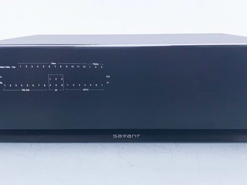 Savant SmartMediaPro 6 Modular Home Theater Controller Processor (14170)