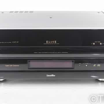 Pioneer Elite CLD-97 LaserDisc / CD Player
