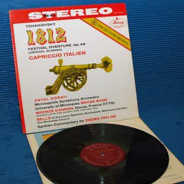 """TCHAIKOVSKY / Dorati  - """"1812 Overture"""" - Mercury Livin..."""