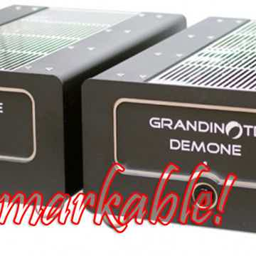 Grandinote Demone and Genesi