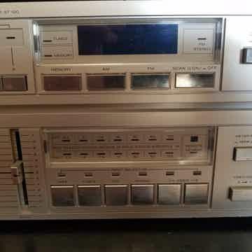 TA100 tuner/  ST100 amplifier
