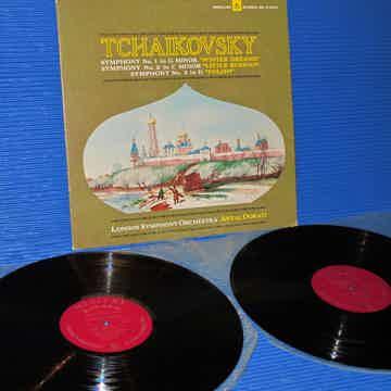 """TCHAIKOVSKY / Dorati  - """"Symphony 1, 2 & 3"""" - Mercury L..."""
