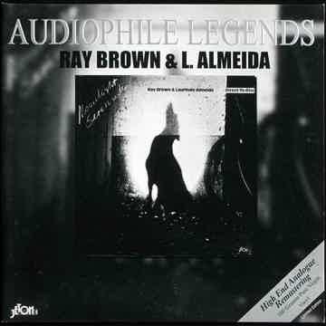 Ray Brown & L. Almeida -Audiophile Legends Moonlight Se...