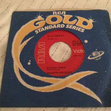 Elvis Presley RCA Gold Standard 45 NM Heartbreak Hotel/...