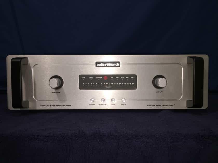 Audio Research LS-17 SE Tube Preamp