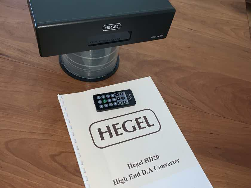 Hegel HD20