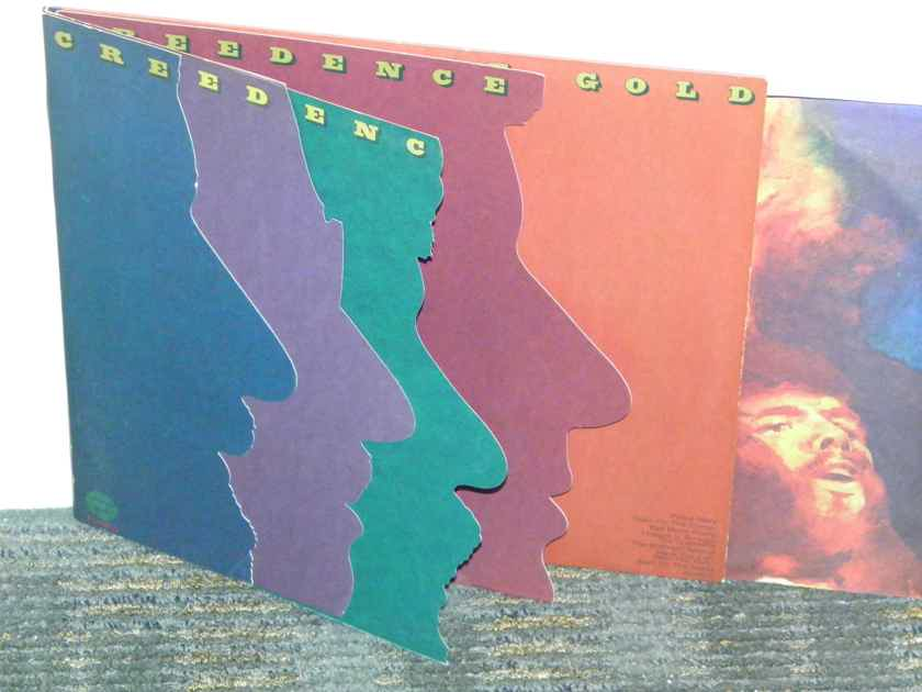 CCR              Creedence Gold - DIE CUT first issue Fantasy 9418