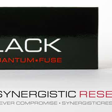 Synergistic Research Black Quantum Fuse