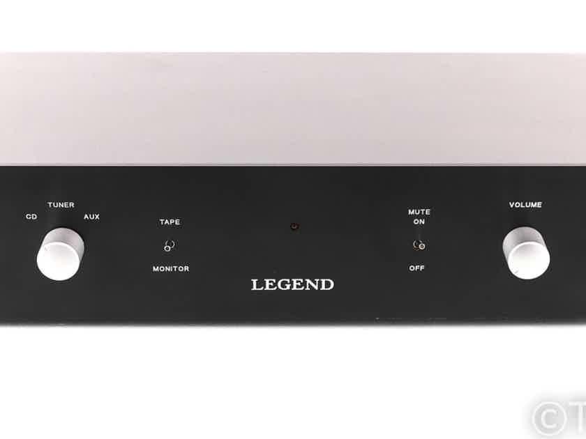 Legend Audio LAD-L1 Stereo Tube Preamplifier; LADL1 (27364)