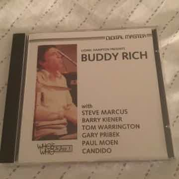 Buddy Rich Lionel Hampton Presents Buddy Rich