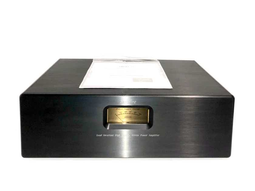 Sunfire 2-CH Load Invariant High Fidelity Stereo Power Amplifier AMP Bob Carver