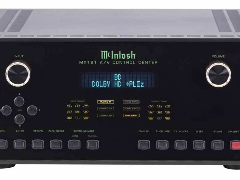 McIntosh MX-121 - **PRICED TO SELL**