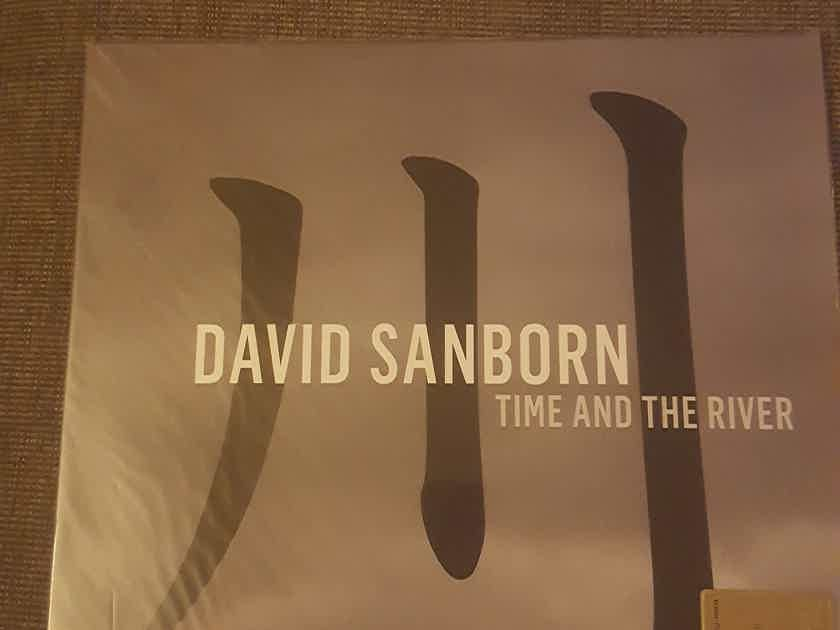 David Sanborn Time And The River