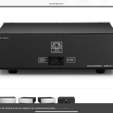 Shunyata Research  Typhon X1 Anaconda 20 Amp PC
