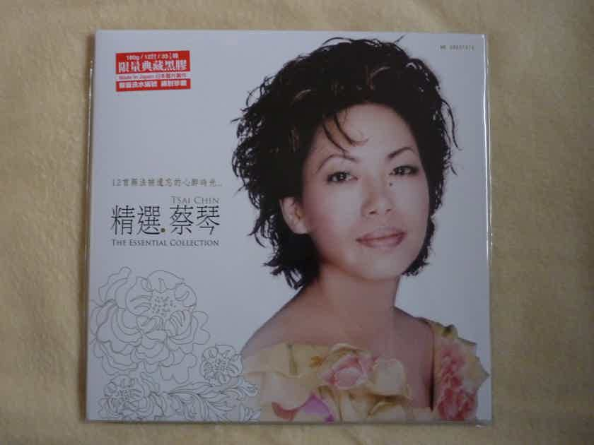 Tsai Chin  蔡琴  精選 -  THE ESSENTIAL COLLeCTION NEW SEALED