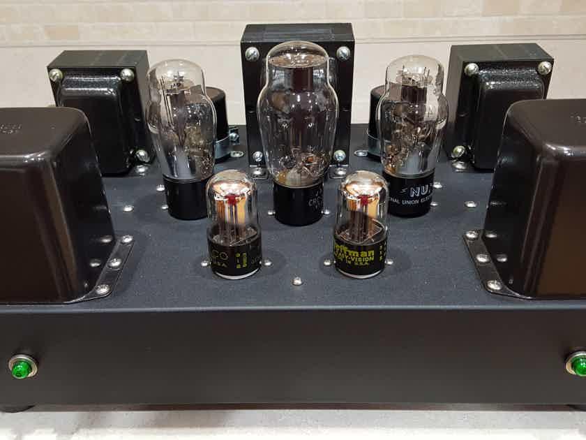 Jeff Korneff 45 SET Amplifier