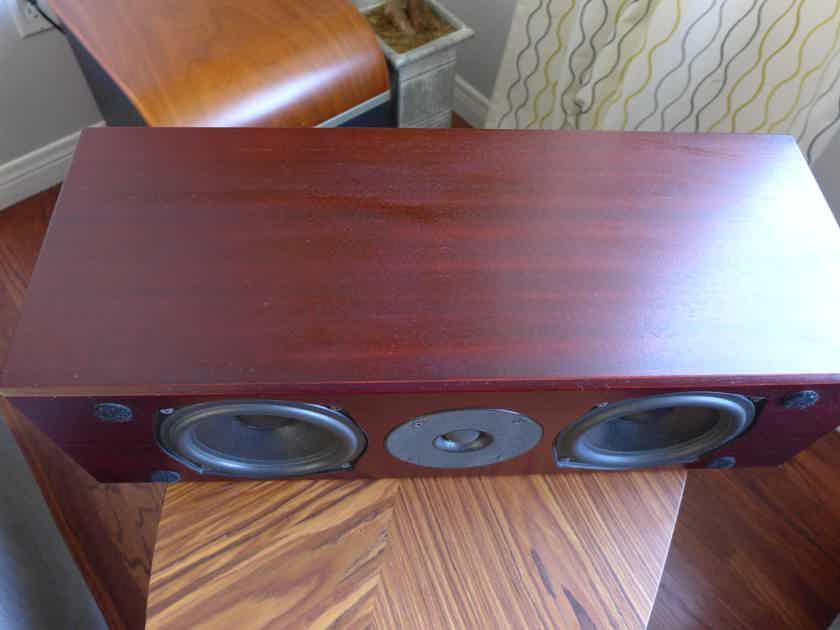 Totem Acoustic Mite T Center Speaker Mahogany