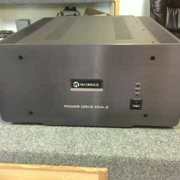 """McCormack """"Power Drive DNA-2"""" Solid-State High-Current..."""