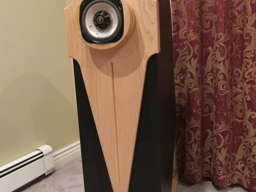 Charney Audio Companion Excalibur Cabinets ONLY. No Drivers