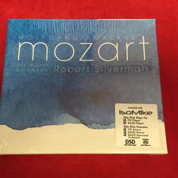 Mozart The Piano Sonatas