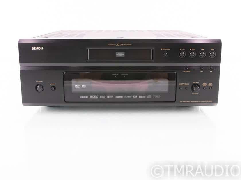 Denon DVD-5910 SACD / DVD Player; DVD5910; Remote (19153)