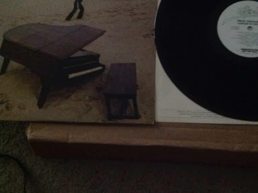 Felix Cavaliere(Ex-Rascals) - Castles In The Air Epic Records White Label Promo Vinyl  LP NM