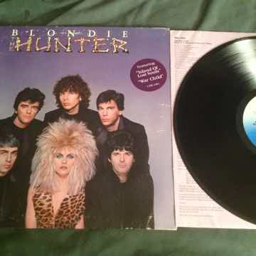 Blondie  The Hunter Chrysalis Records Hyper Sticker Fro...