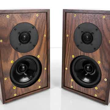 LS3/5A speakers in Rosewood (brand New)
